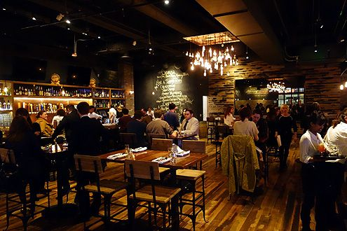 City Tavern DTLA is 4,000 square feet large with capacity up to 190