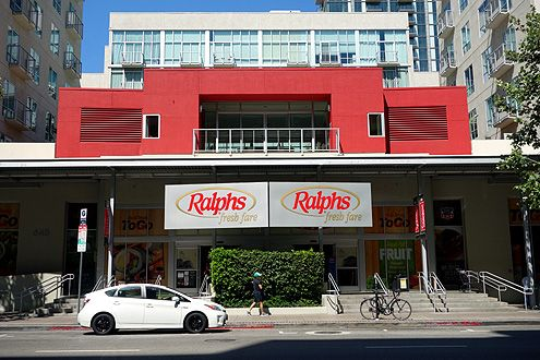 Ralphs Fresh Fare opened in 2007 as the first mainstream grocery store in central Downtown LA
