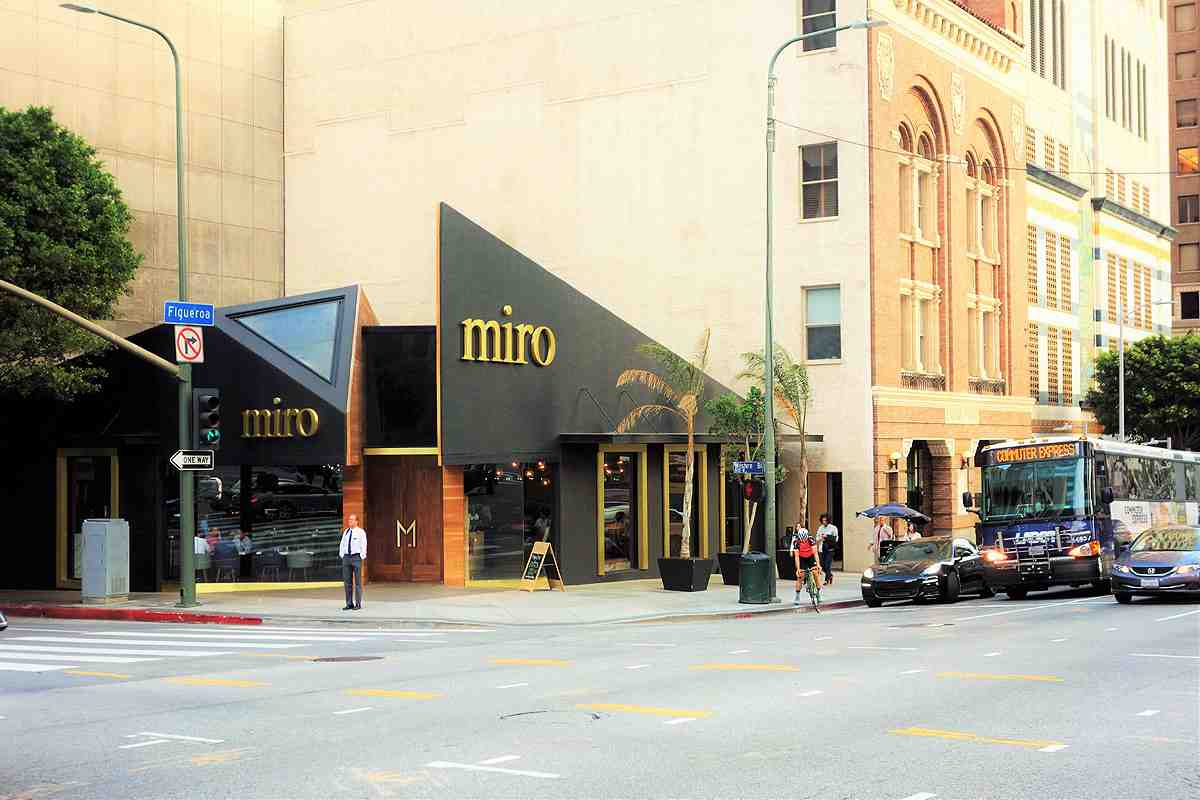 Miro is Downtown LA's Newest Stunning Restaurant