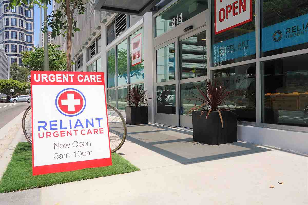 Reliant Urgent Care has opened a 6,000 square foot state-of-the-art urgent care center on Francisco Street in Downtown LA