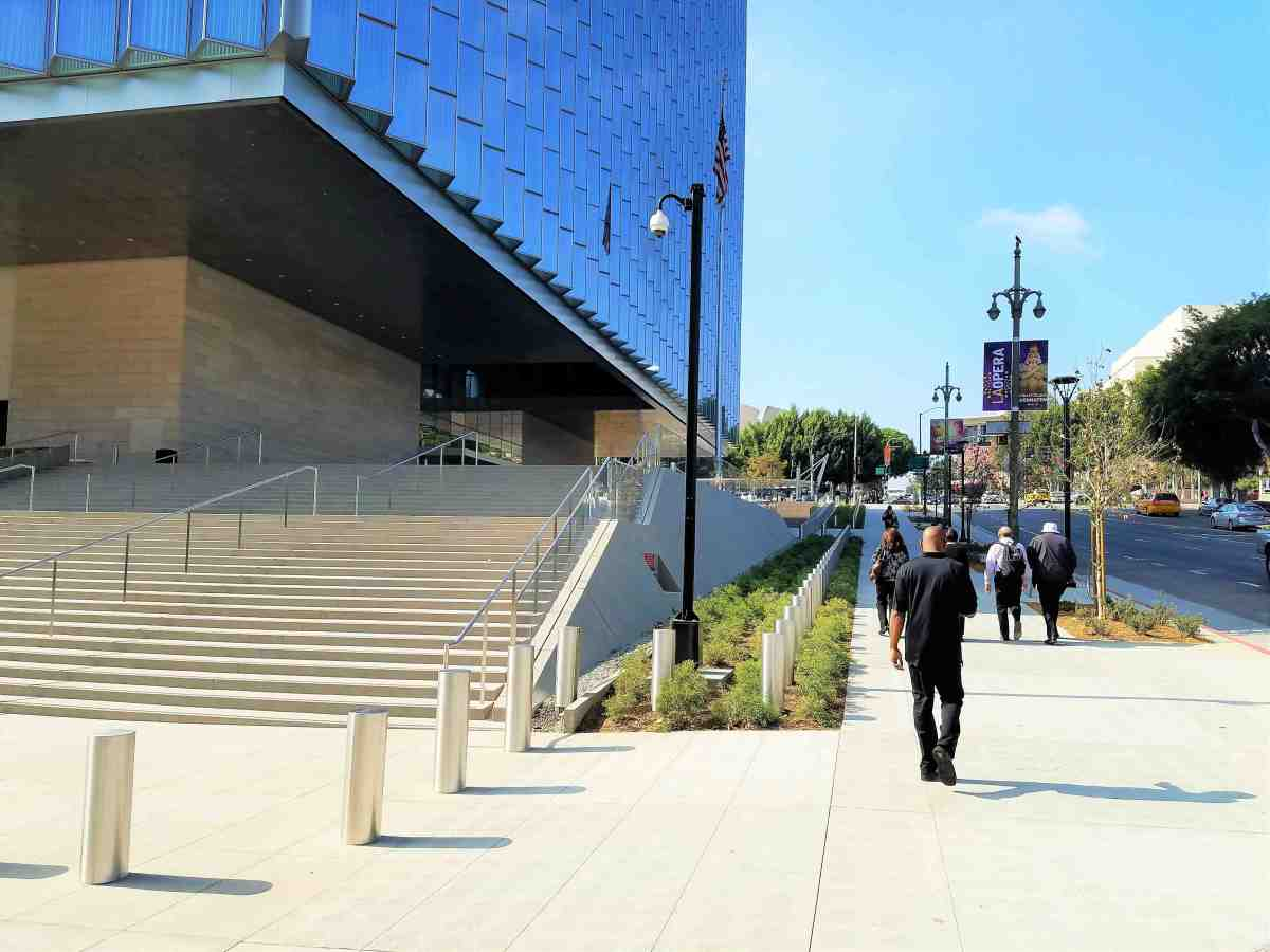 New US Courthouse in Downtown LA Helps Strengthen Civic Center Identity
