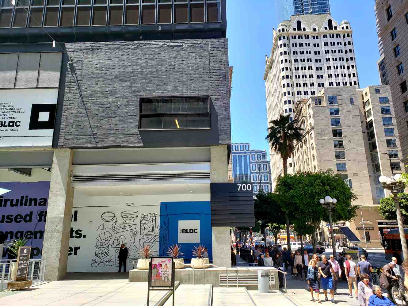 Cute A Uniqlo Plans Flagship At Bloc Downtown La Alamo Drafthouse Los Angeles Yelp Alamo Drafthouse Los Angeles Opening Date curbed Alamo Drafthouse Los Angeles