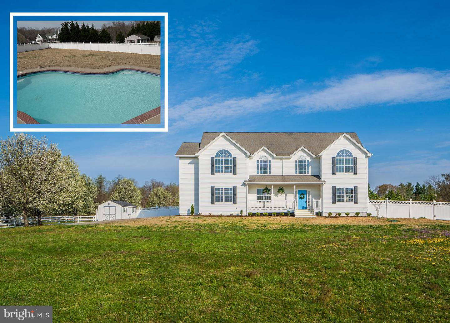 Gfk Pool Sale 2805 Patuxent Ct Prince Frederick Md 20678 Mls Mdca168484 Howard Hanna