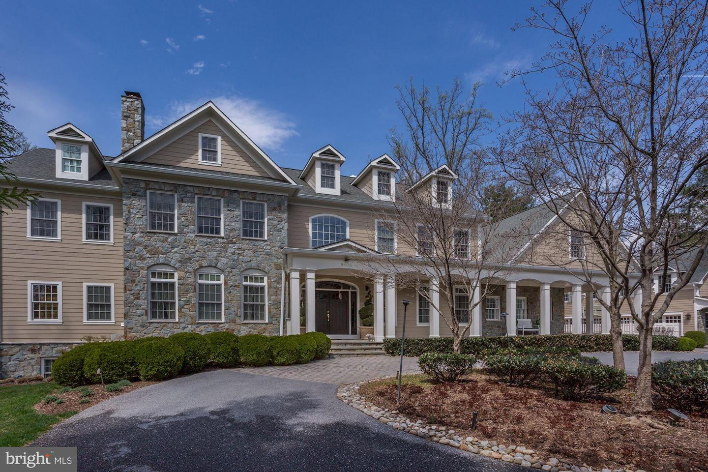 Marmorfliesen Verkaufen Potomac Maryland Vereinigte Staaten Luxury Real Estate Homes For
