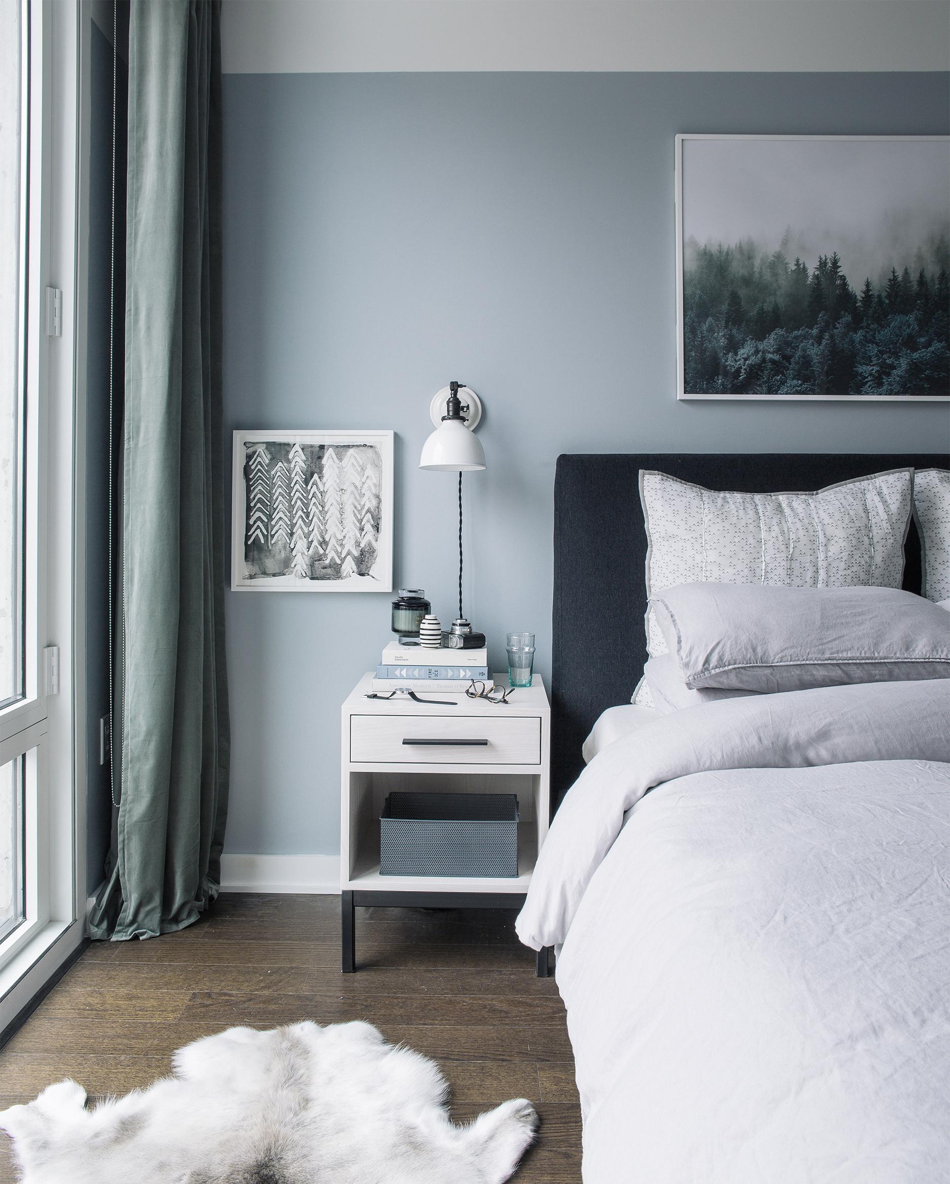 Grey Painted Rooms Bedroom Makeover The Reveal Bright Bazaar By Will Taylor