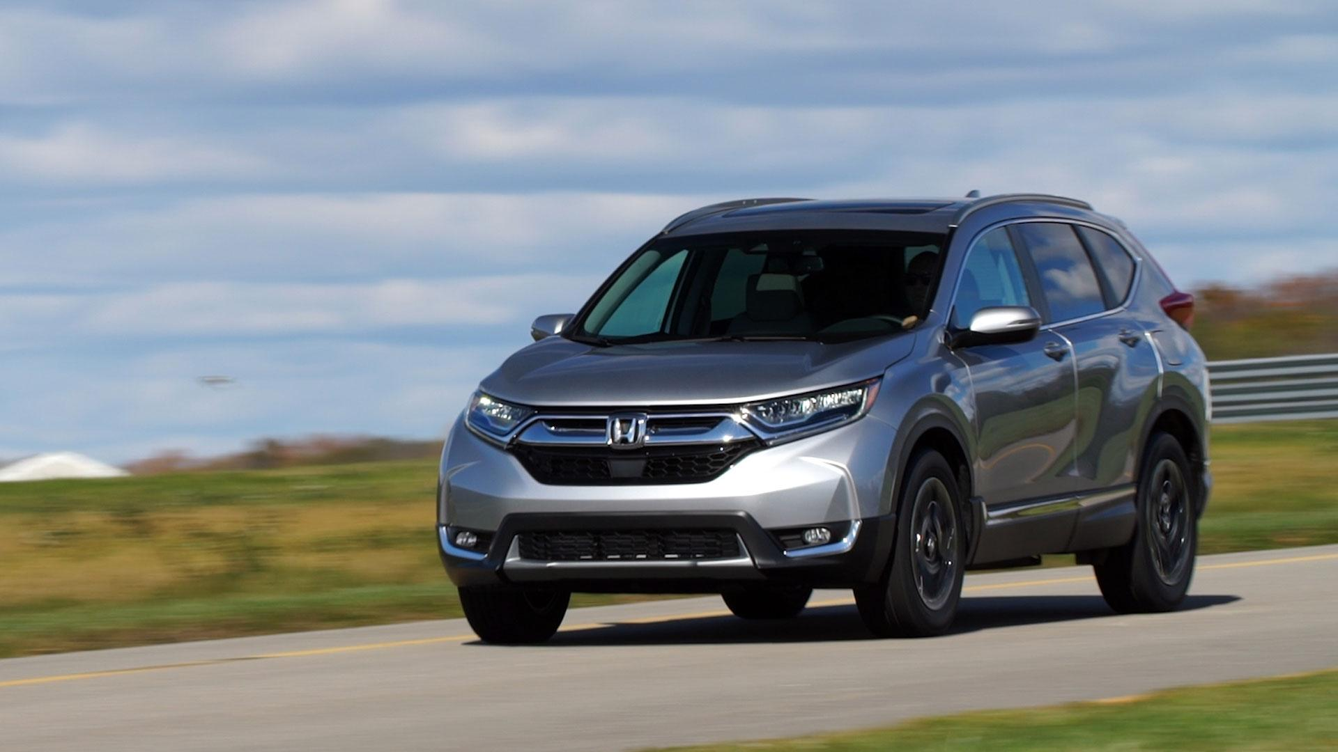 Off Road Cars Hd Wallpapers 2017 Honda Cr V Is Bigger And Better Equipped Consumer
