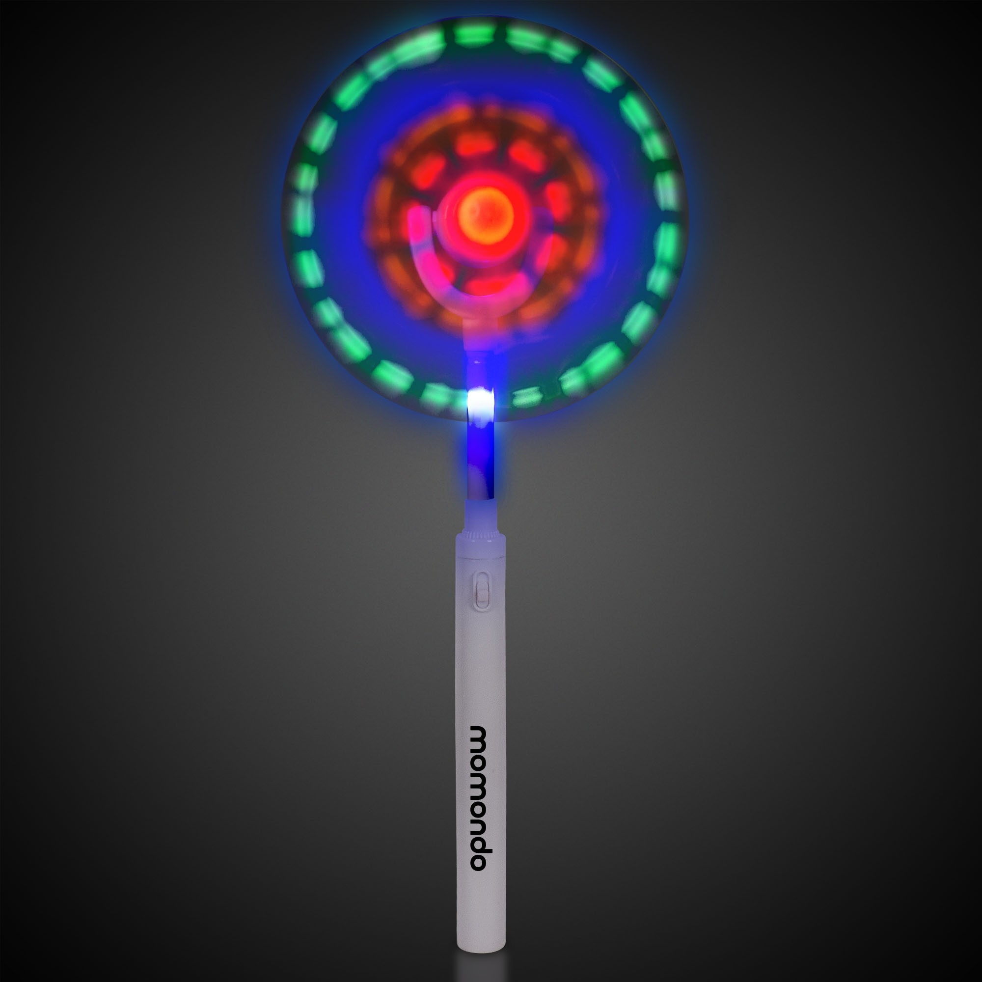 Wand Led Led Windmill Wand Light Up Novelties