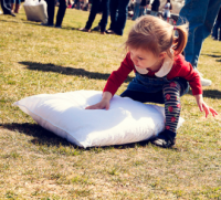 Photos: National Pillow Fight Day - BrightestYoungThings - DC