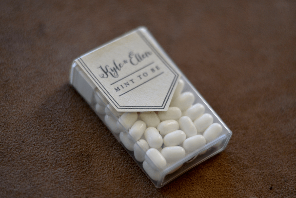 Attractive Tic Tac Label Template Adornment Examples