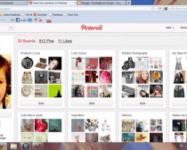 Pinterest tutorial