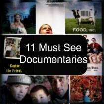 Must see documentaries