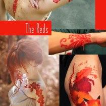Red Tattoo inspiration