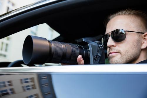 The Art Of Being Unseen Easy Surveillance Tips - surveillance investigator