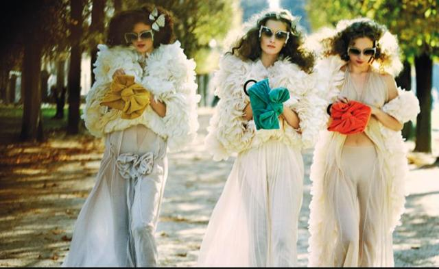 sonia rykiel spring summer 2008 womens ad campaignpreview Belle en Rykiel   The Sche Report / Margaret Sche