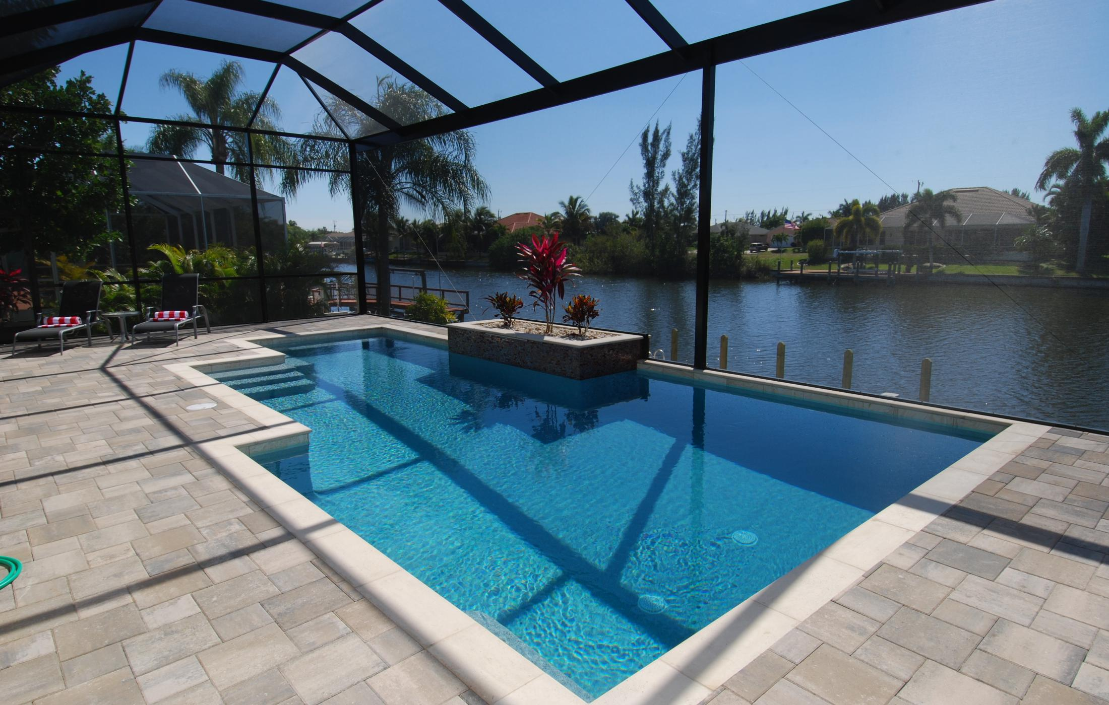 Badezimmer Blue Pearl Villa Pearl Vacation Rentals In Cape Coral Florida