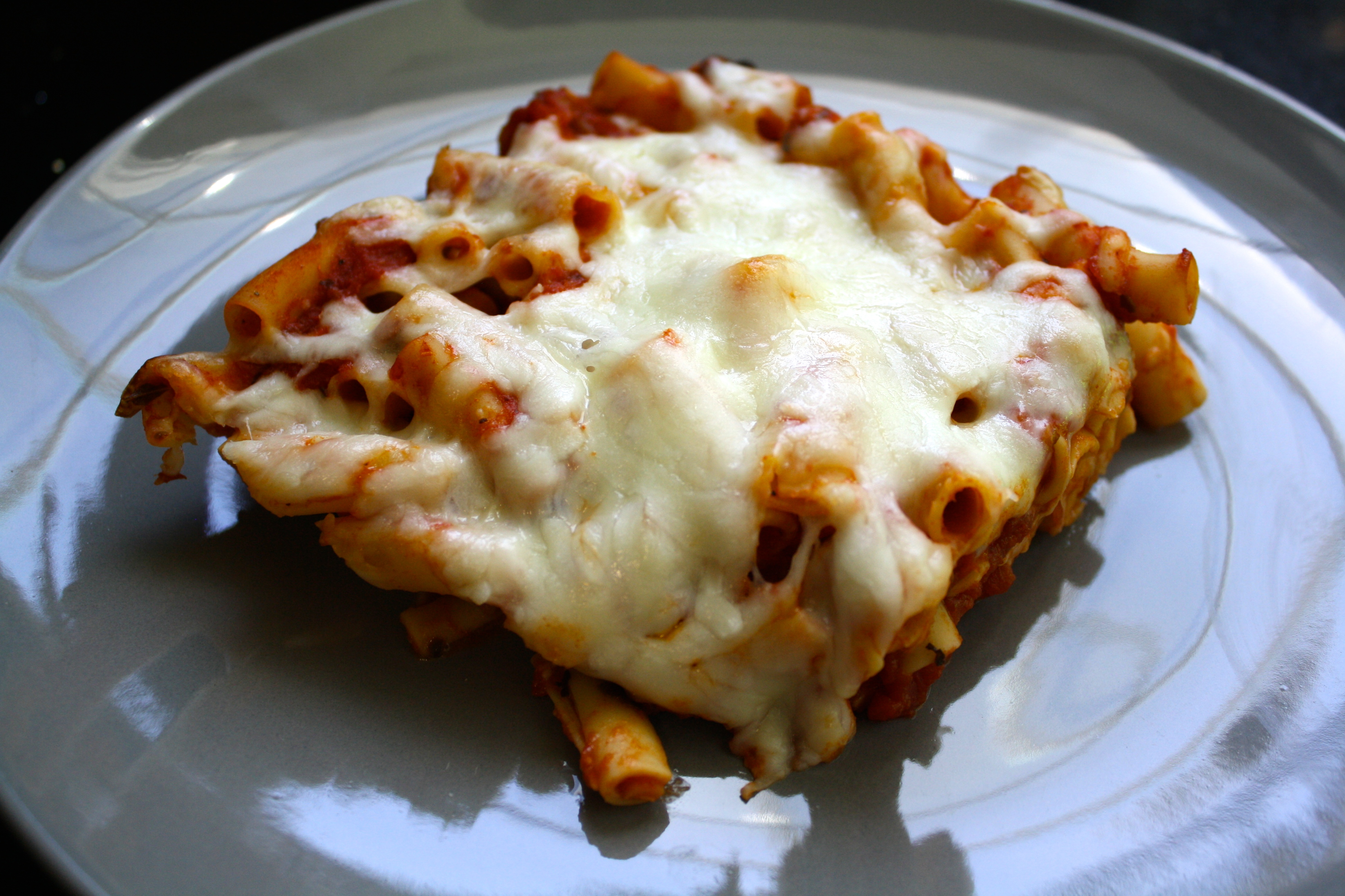 Cucina Antica Low Fat Italiano The Most Amazing Healthy Baked Ziti