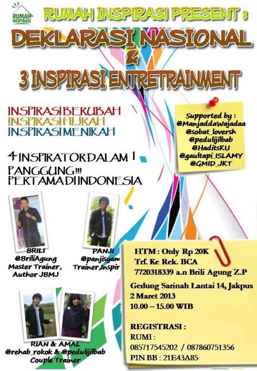 3 Inspirasi