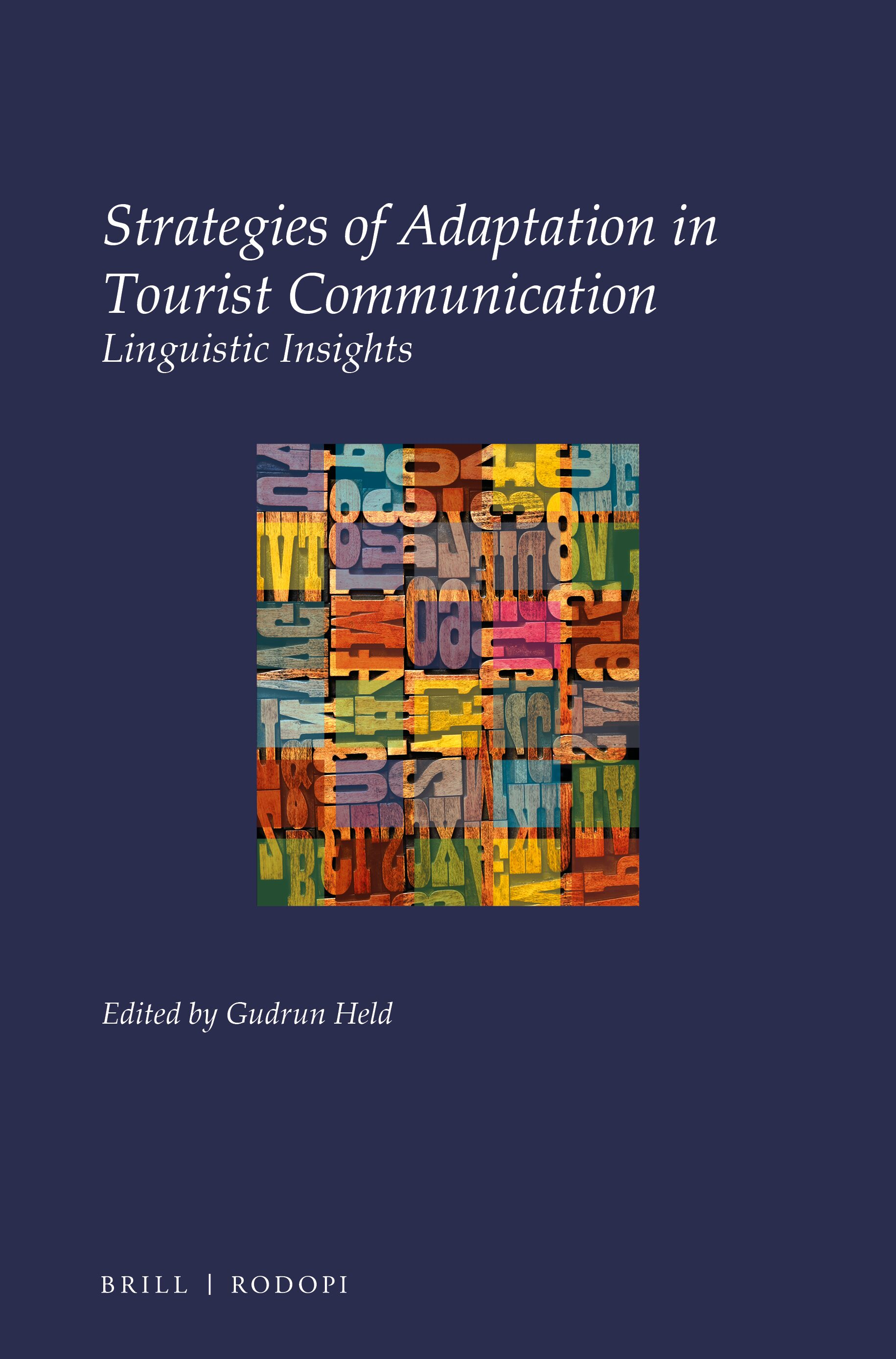 Tripadvisor And Tourism The Linguistic Behaviour Of Consumers In The Tourism Industry 2 In Strategies Of Adaptation In Tourist Communication
