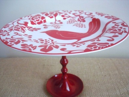 Put Your Party on a Pedestal: Cake Stands (1/6)