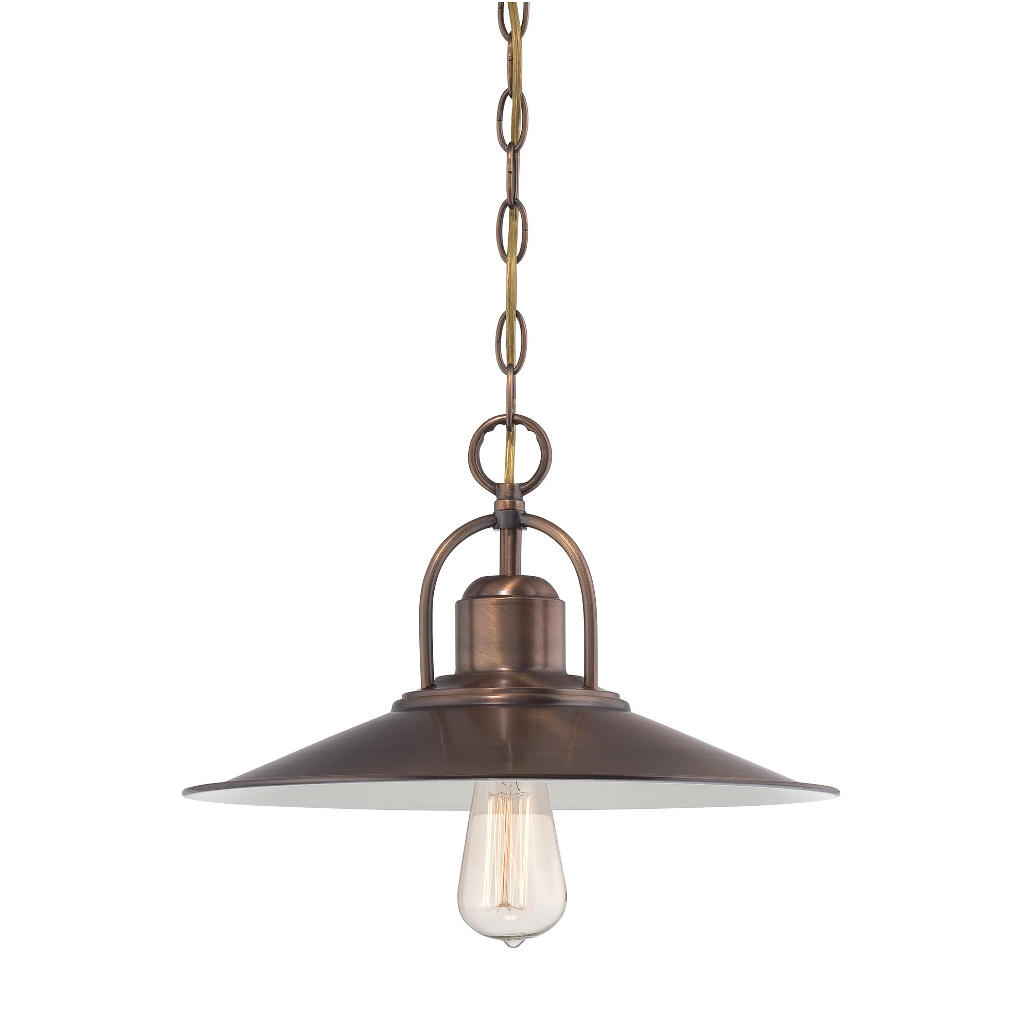 Designers Fountain Lighting Designers Fountain Newbury Station 1 Light Mini Pendant L