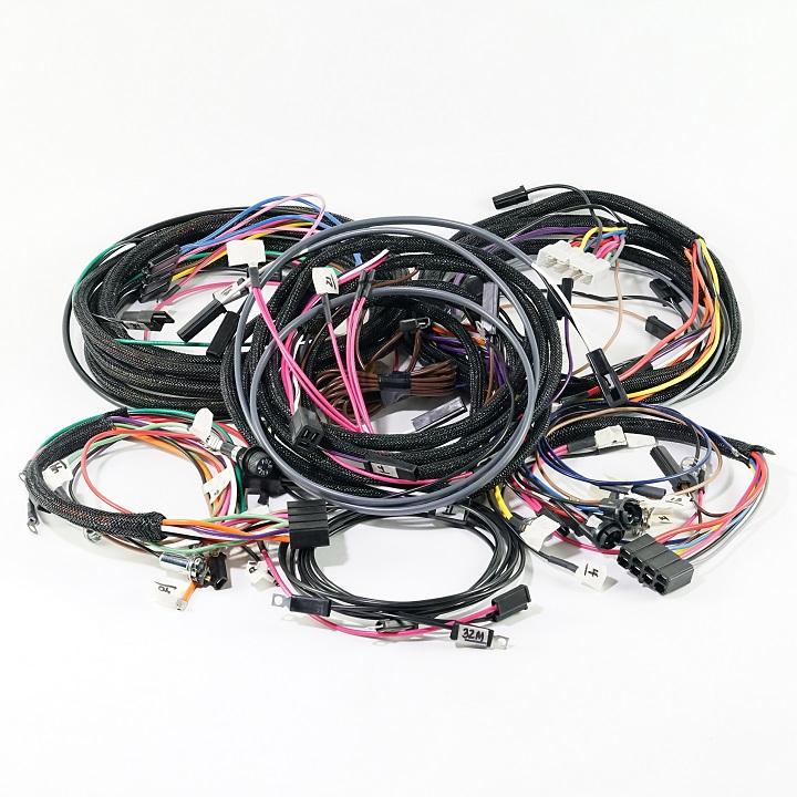 Farmall 856 Diesel Complete Wire Harness