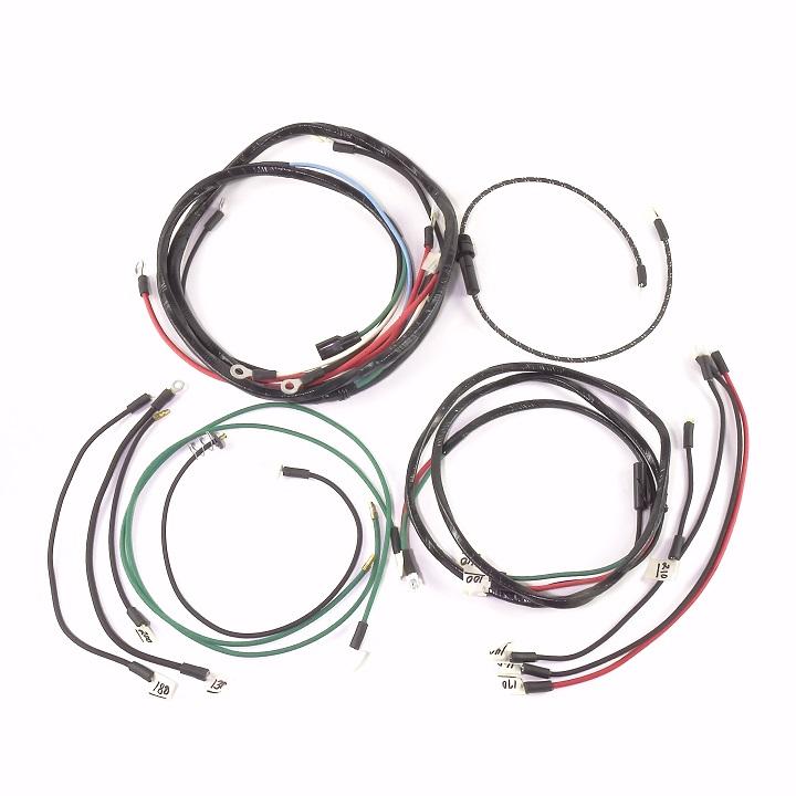 John Deere 40 Wiring Harness Wiring Diagram