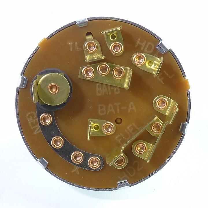 John Deere 720, 730, 840 Diesel Electric Start Combination Switch