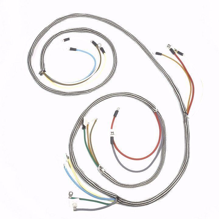 farmall 450 diesel wiring harness