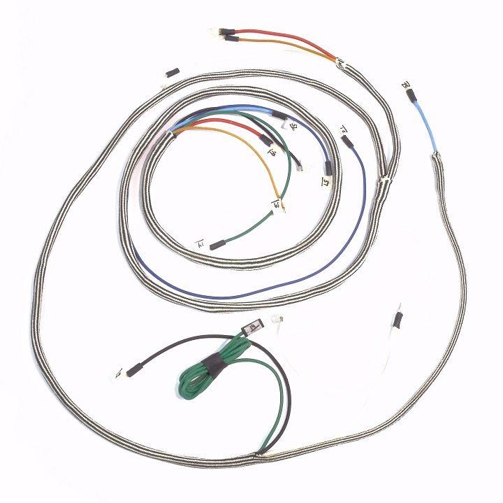 farmall b wiring harness