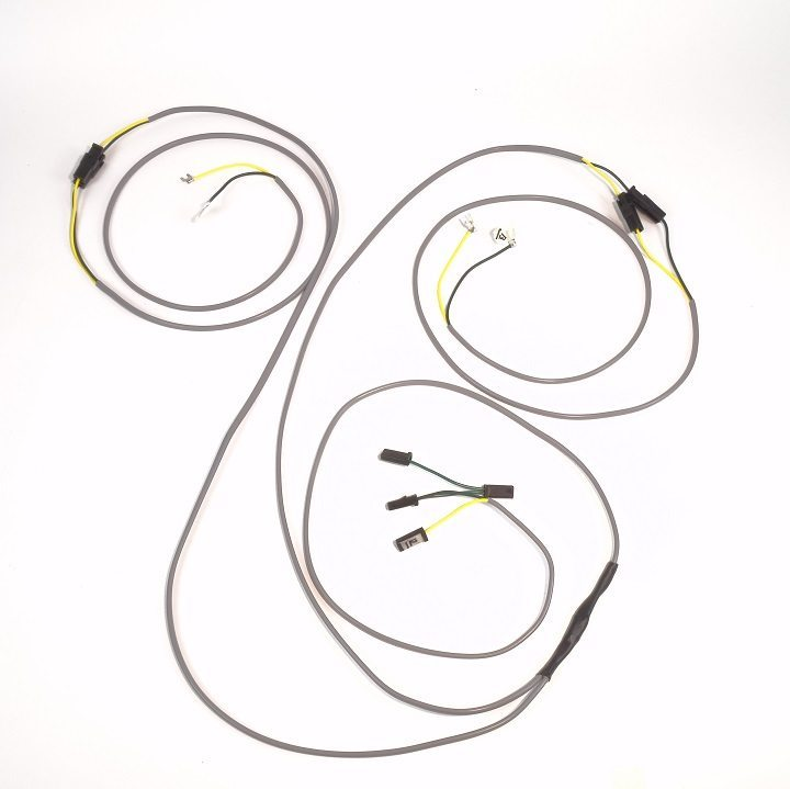 delco alternator wiring harness