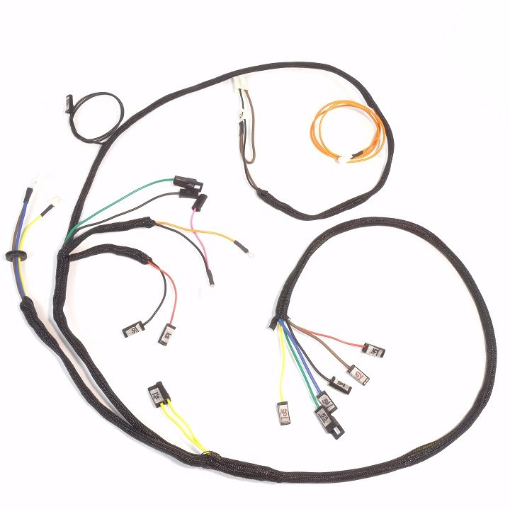 12 volt wiring harness for 1946 ford