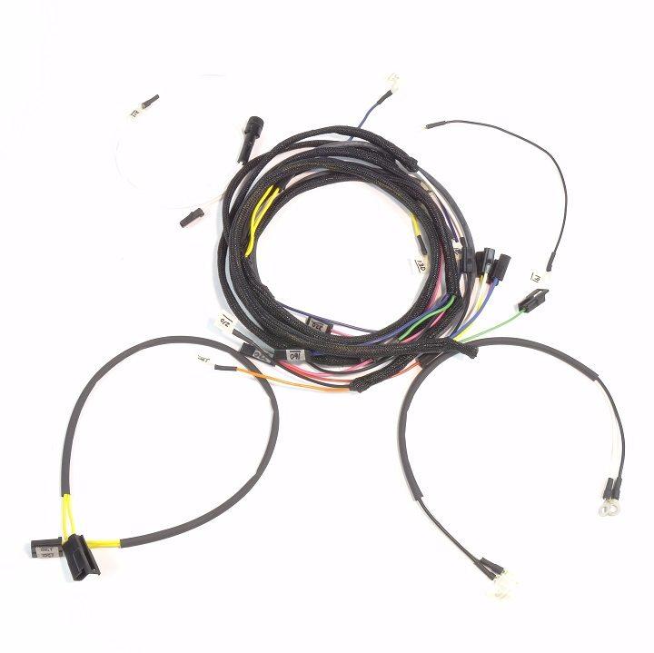 spark plug wire harness