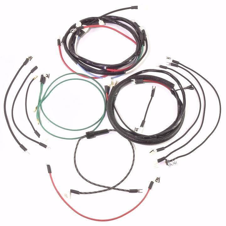 John Deere 40 Crawler Complete Wire Harness - The Brillman Company