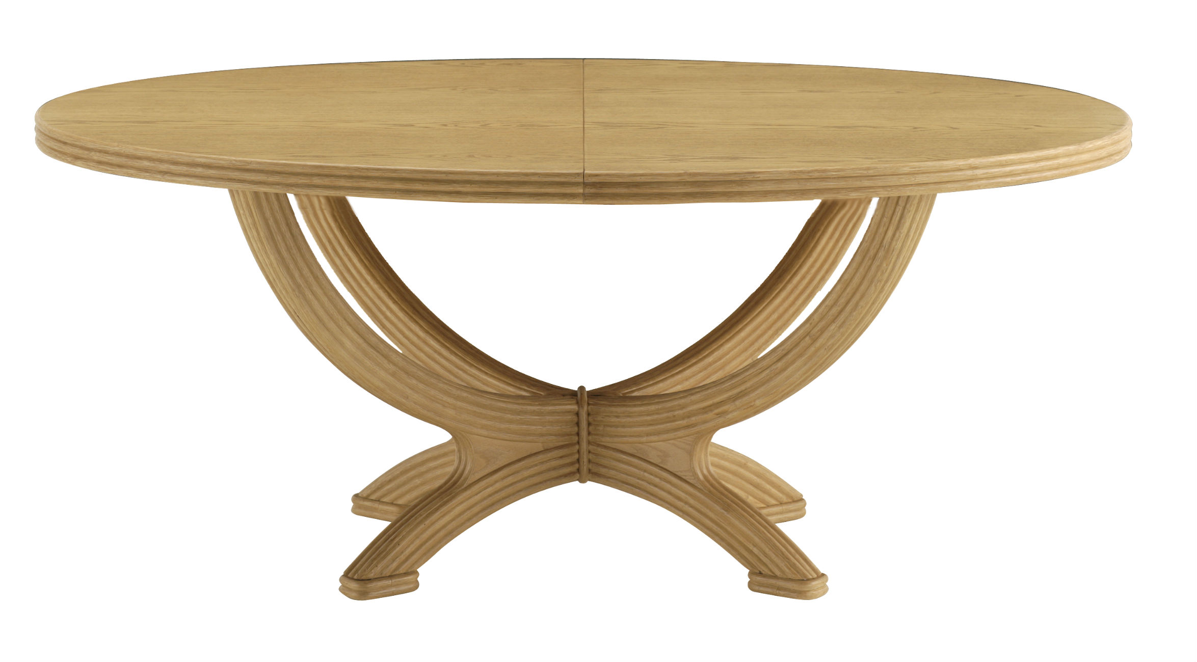 Table à Rallonge Design Table Ovale Avec Rallonge Brin D 39ouest