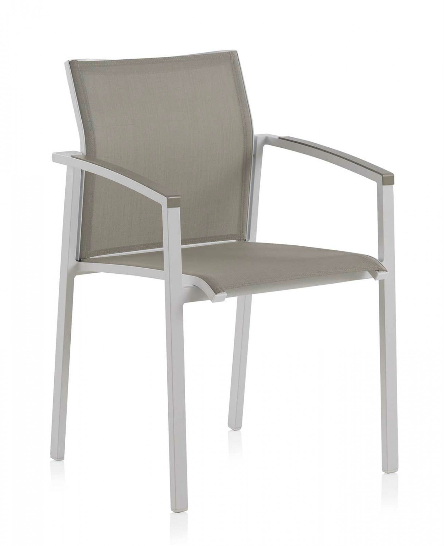 Table Et 6 Chaises De Jardin En Aluminium Brin D 39ouest