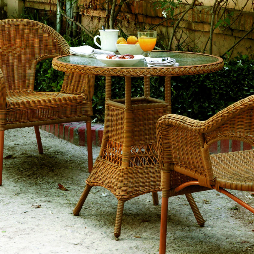 Table De Jardin Ronde Beautiful Table Ronde De Jardin Couleur Photos - Awesome