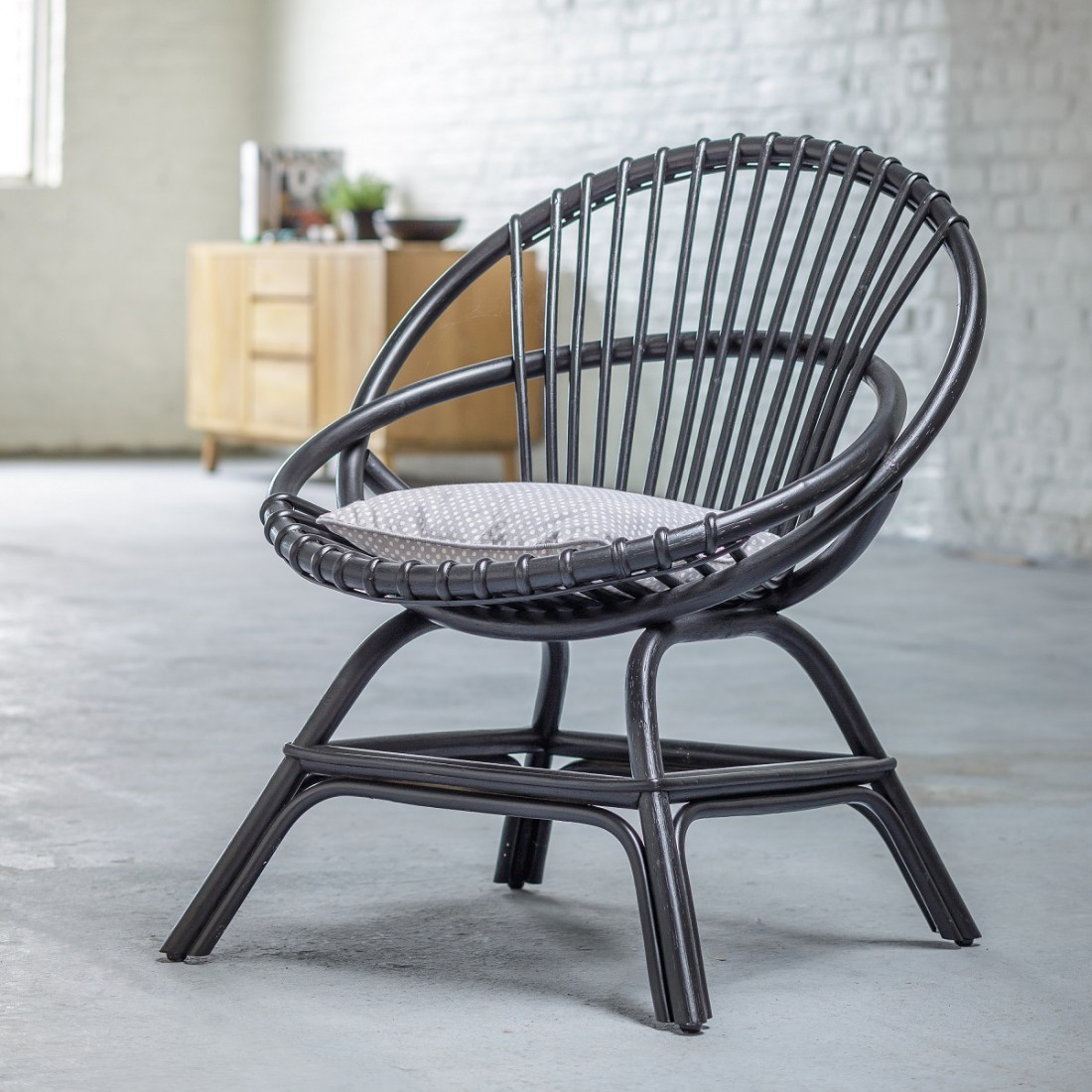 Fauteuils Coquille Fauteuil Coquille En Rotin