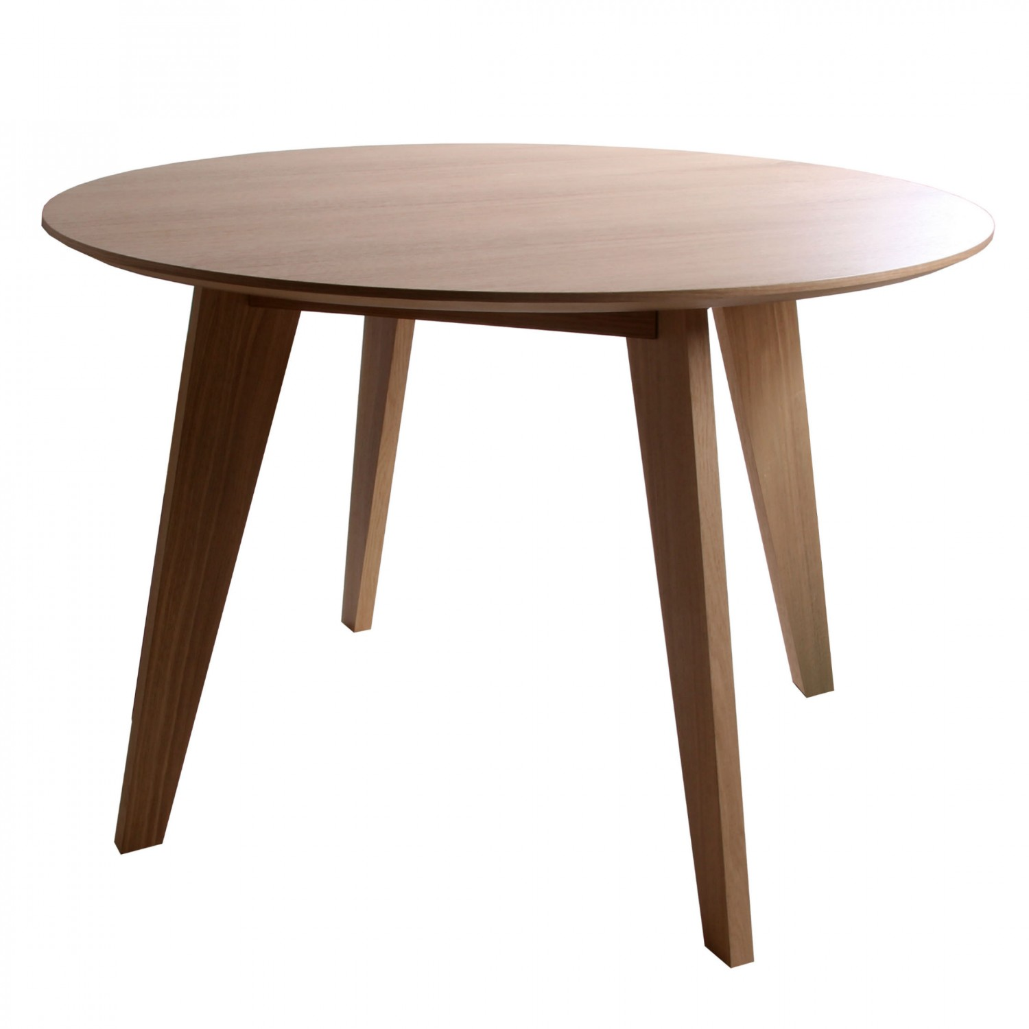 Table Ronde 100 Cm Table Ronde Design Scandinave Brin D 39ouest