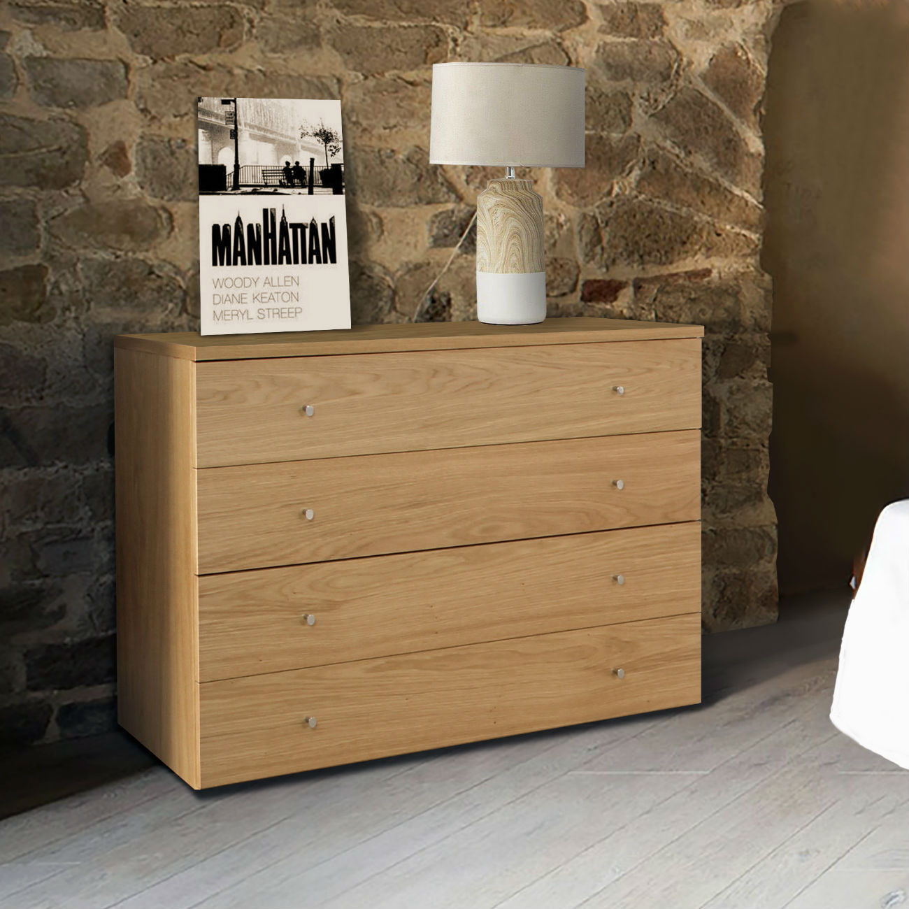 Commode Chambre Design Commode Design Chambre Adulte 4 Tiroirs
