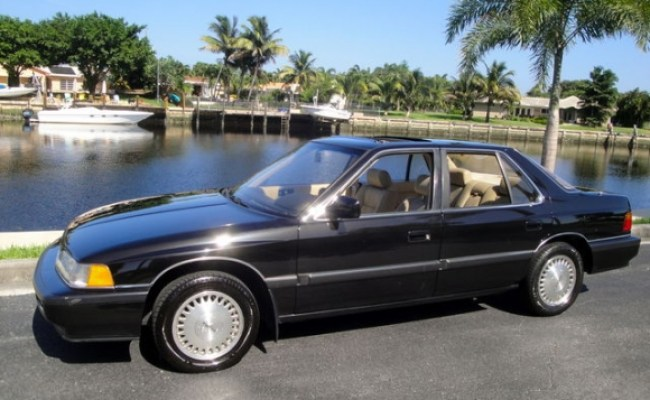 1990_Acura_Legend_LS_For_Sale_Side_resize 2013 Acura Legend