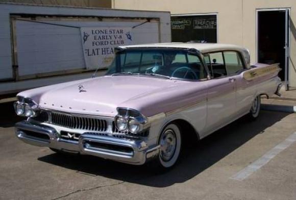 1957 mercury turnpike cruiser for sale