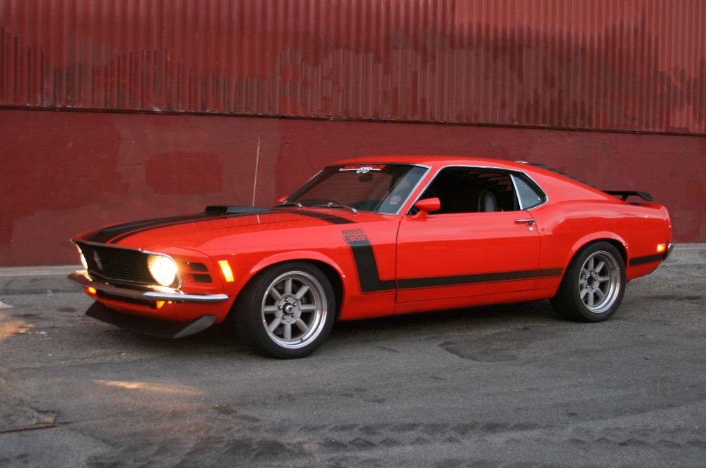 1970 Ford Mustang Boss 302 for sale on BaT Auctions - sold for