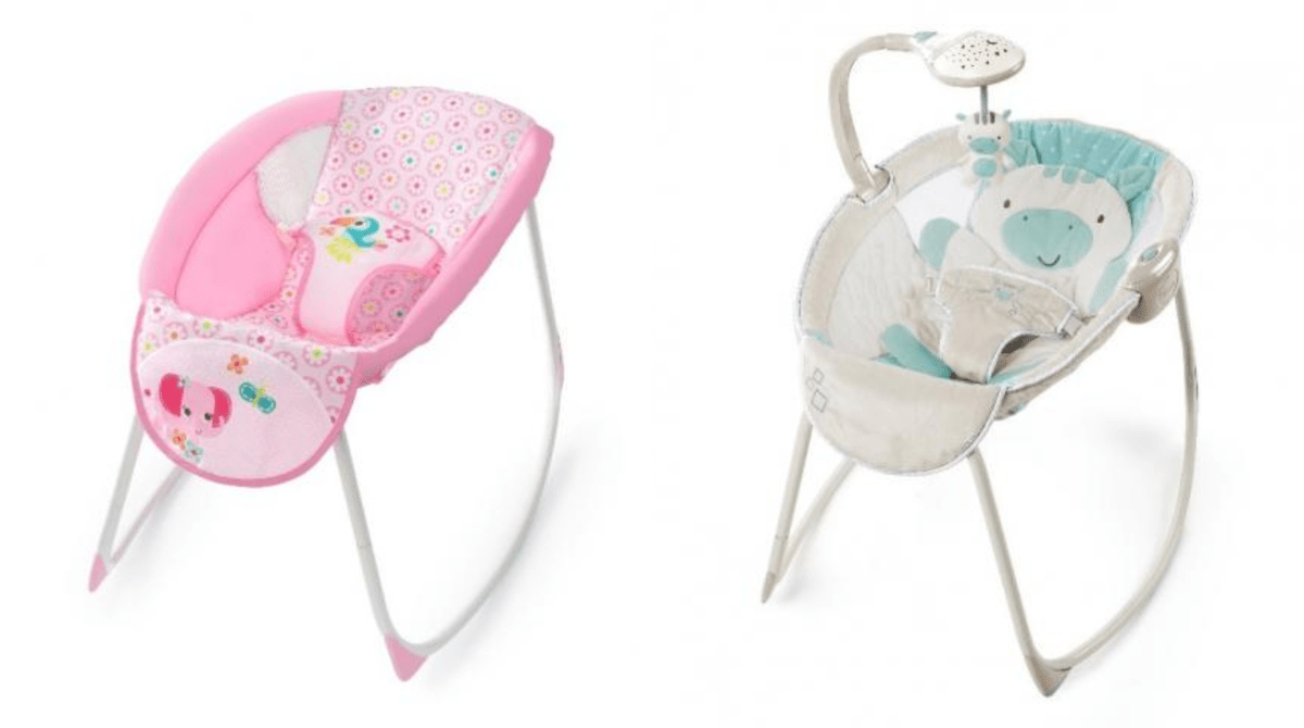 Infant Rocker Carrier Infant Deaths Lead To Recall Of Rocking Sleepers Sold At