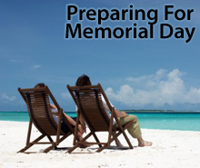 Memorial Day Closings