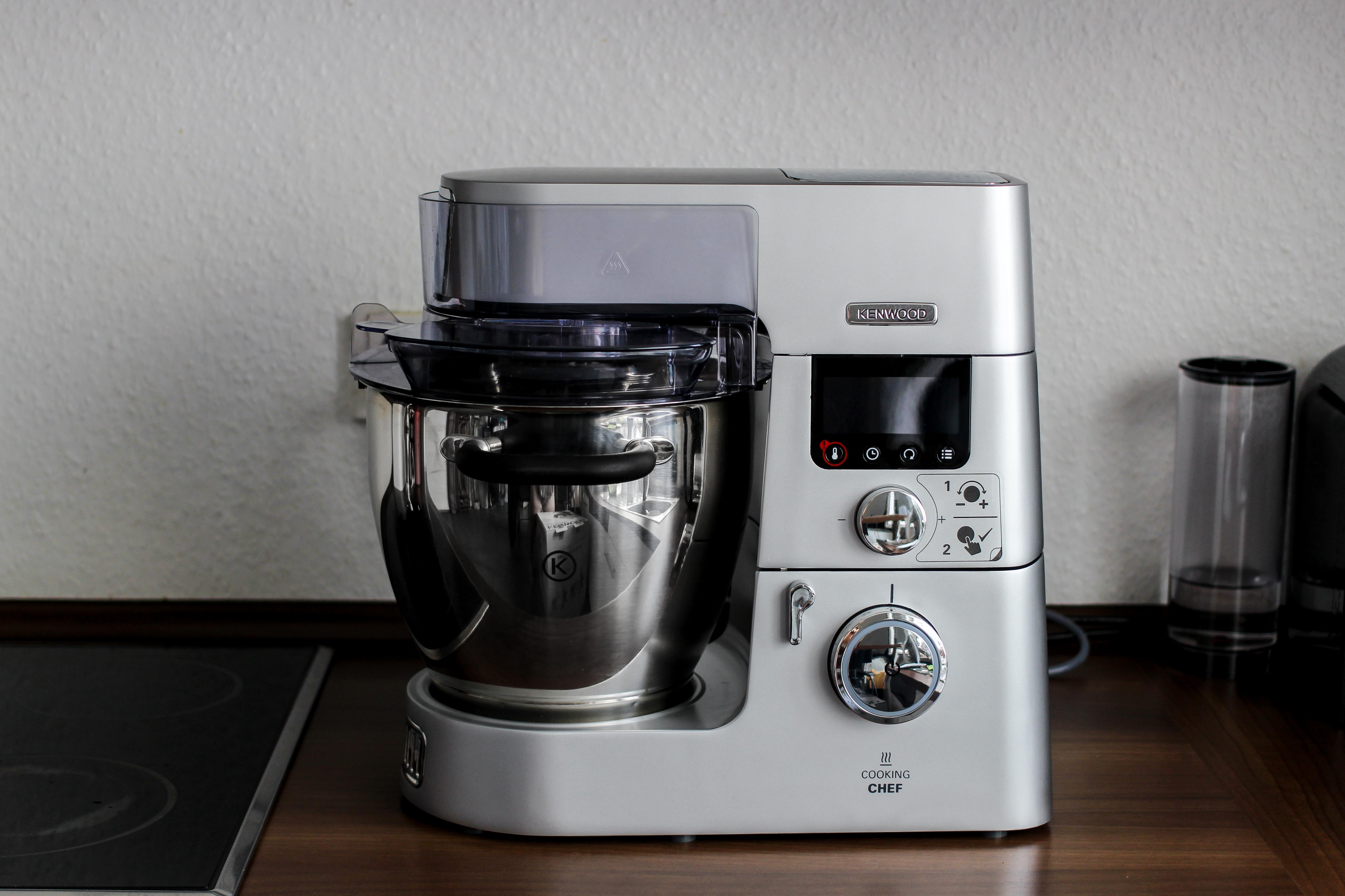 Küchenmaschine Kenwood Chef Amazon Kenwood Cooking Chef Gourmet Kcc9060s Küchenmaschine