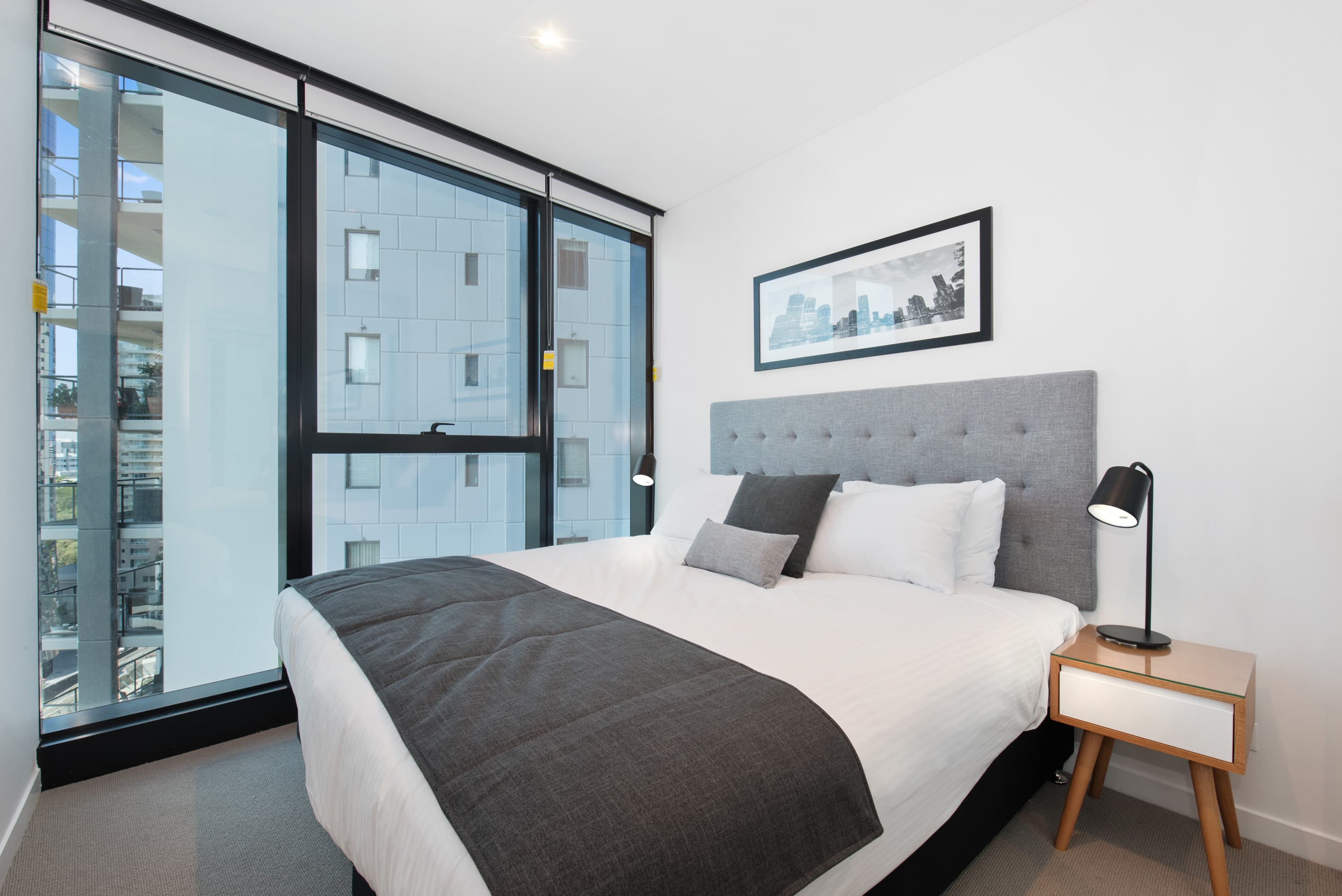 1 Bedroom Apartment Brisbane 1 Bedroom Apartment Accommodation Brisbane Skytower
