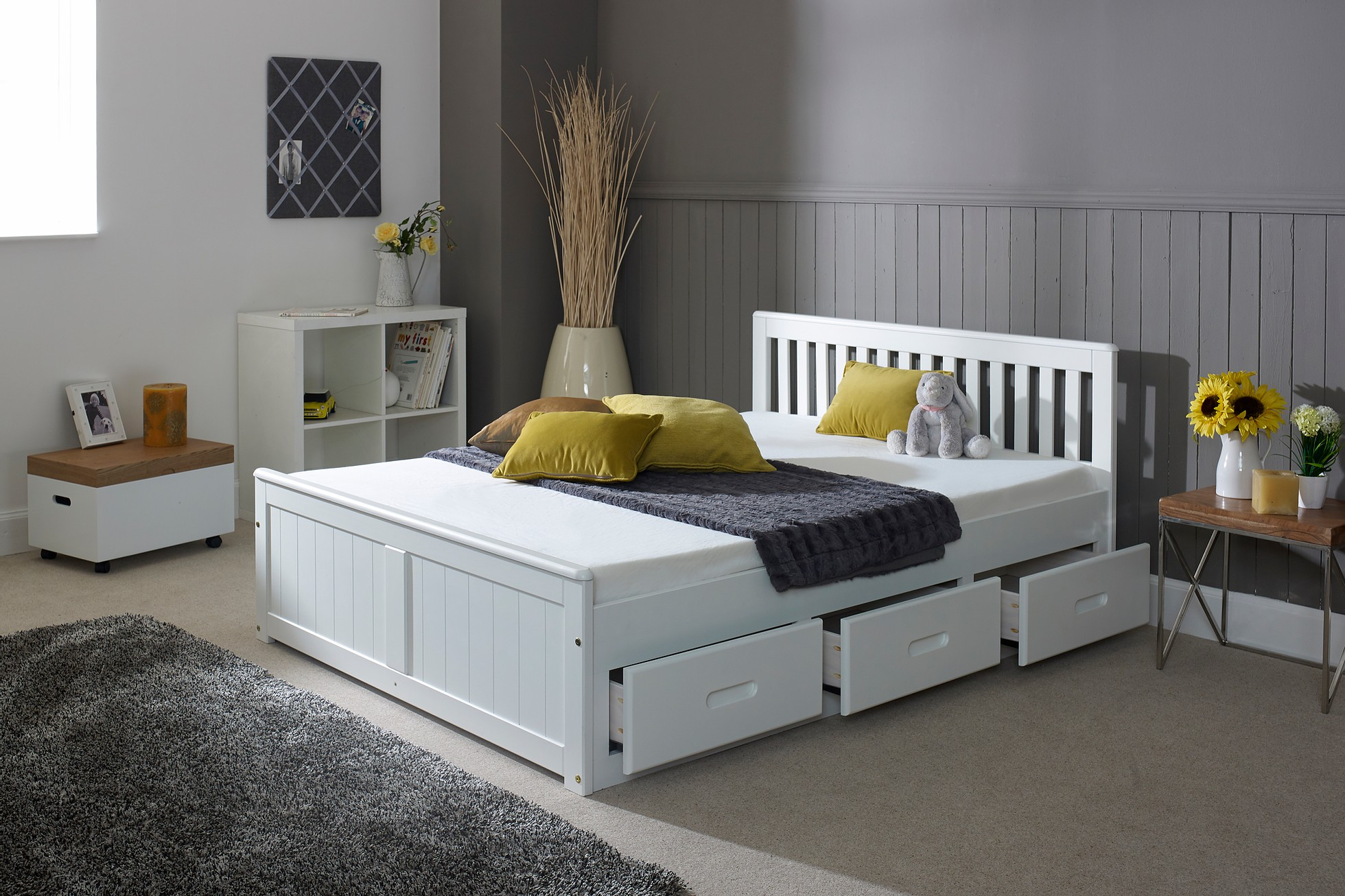 Double Mission Bed Bristol Beds Divan Beds Pine Beds Bunk Beds Metal Beds Mattresses And More