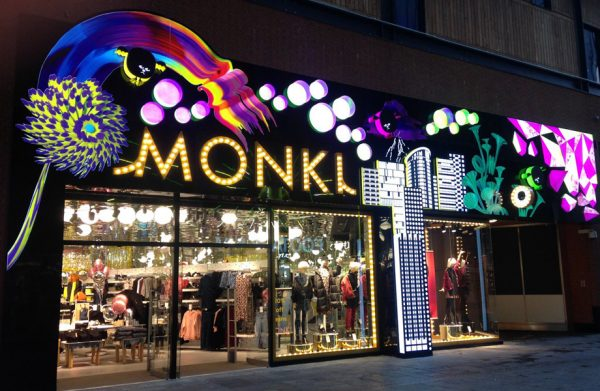 50 100 Monki - Bristol Shopping Quarter