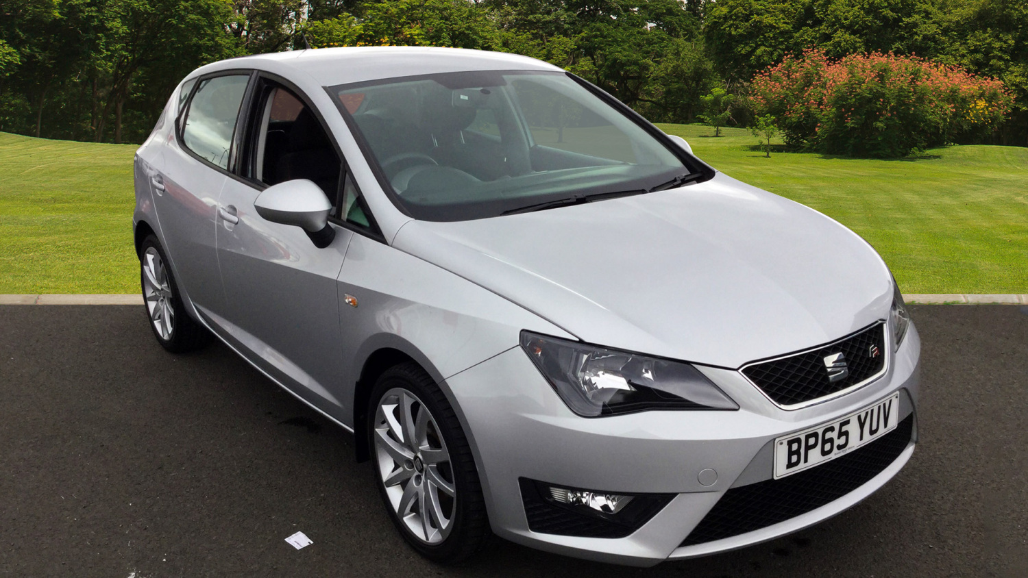 Seat Ibiza For Sale Birmingham Used Seat Ibiza 1 2 Tsi Fr 5dr Petrol Hatchback For Sale