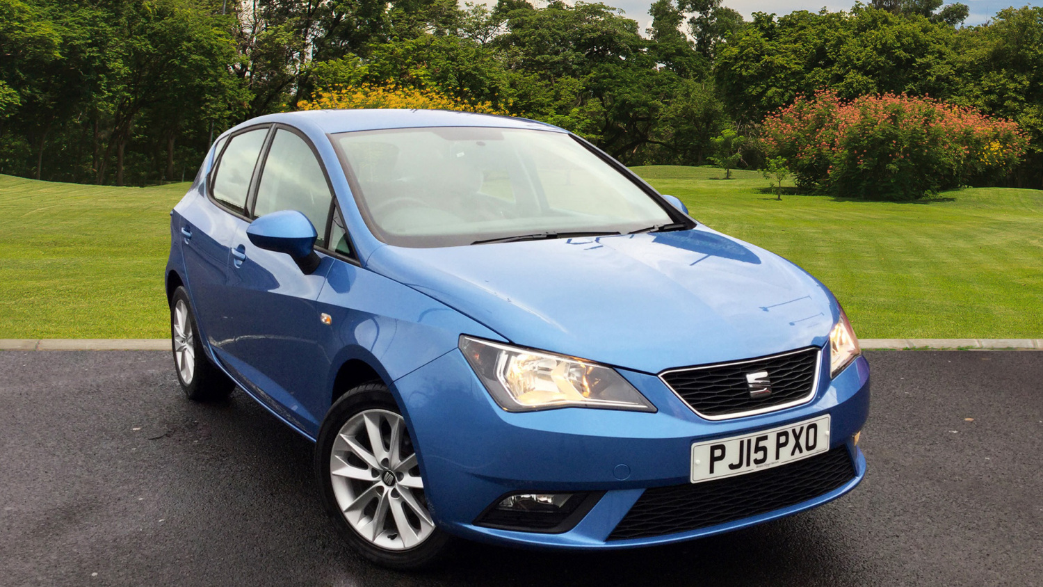 Seat Ibiza For Sale Birmingham Used Seat Ibiza 1 4 Toca 5dr Petrol Hatchback For Sale